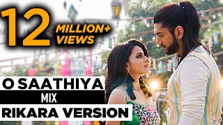 Download Video O Saathiya | Ishqbaaz Song | Rikara Romance | Omkara and Gauri | Shrenal | Screen Journal MP3 3GP MP4