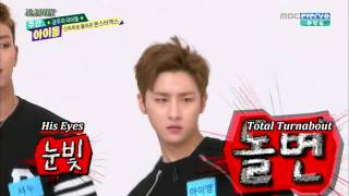 Kpop boy groups doing girl group dances (BTS, EXO, GOT7, BTOB, Up10tion, KNK etc.)
