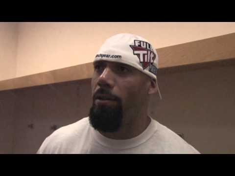 Lavar Johnson Post Fight Interview