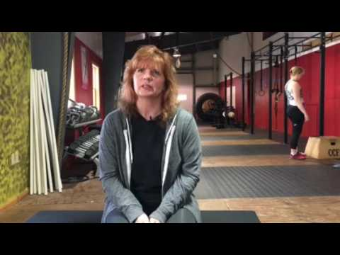 Joanne's first month at Process CrossFit.