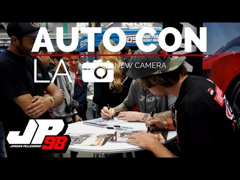Auto Con LA 2018 With Yokohama X New Camera Test