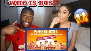 Video Who is BTS?: The Seven Members of Bangtan (INTRODUCTION) 🔥REACTION🔥 download in MP3, 3GP, MP4, WEBM, AVI, FLV January 2017