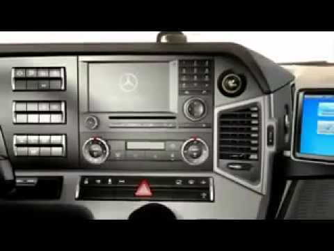MB Actros 1851 MP4 2011 - Heating And Ventilation System(By Geo93)