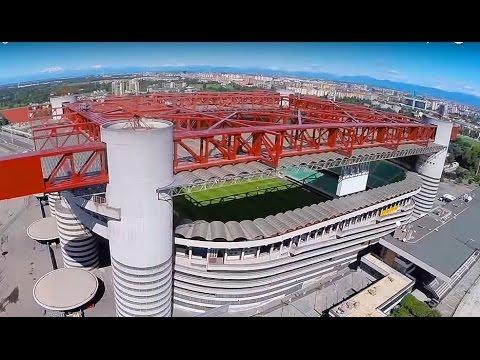 San Siro bo gostil finale Lige prvakov 2016!