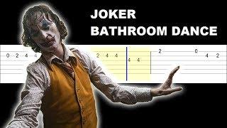 Joker - Bathroom Dance (Easy Guitar Tabs Tutorial)
