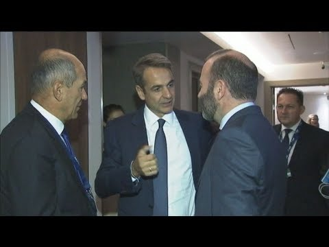 Κυρ. Μητσοτάκης: Η Ελλάδα πυλώνας σταθερότητας σε μια ασταθή περιοχή