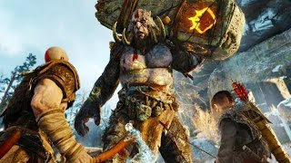 Revealed at Sony's pre-E3 press conference, the game has been titled God of War, although it's not a reboot, meaning that Sony has decided against going for the God of War 4 name.