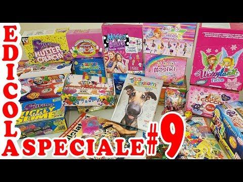 EDICOLA SPECIALE #9 Tutte le cose che ho trovato dalla 151^ alla 200^ puntata (by Giulia Guerra) (видео)