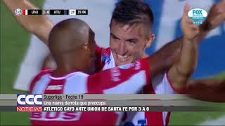 Superliga - Fecha 19
