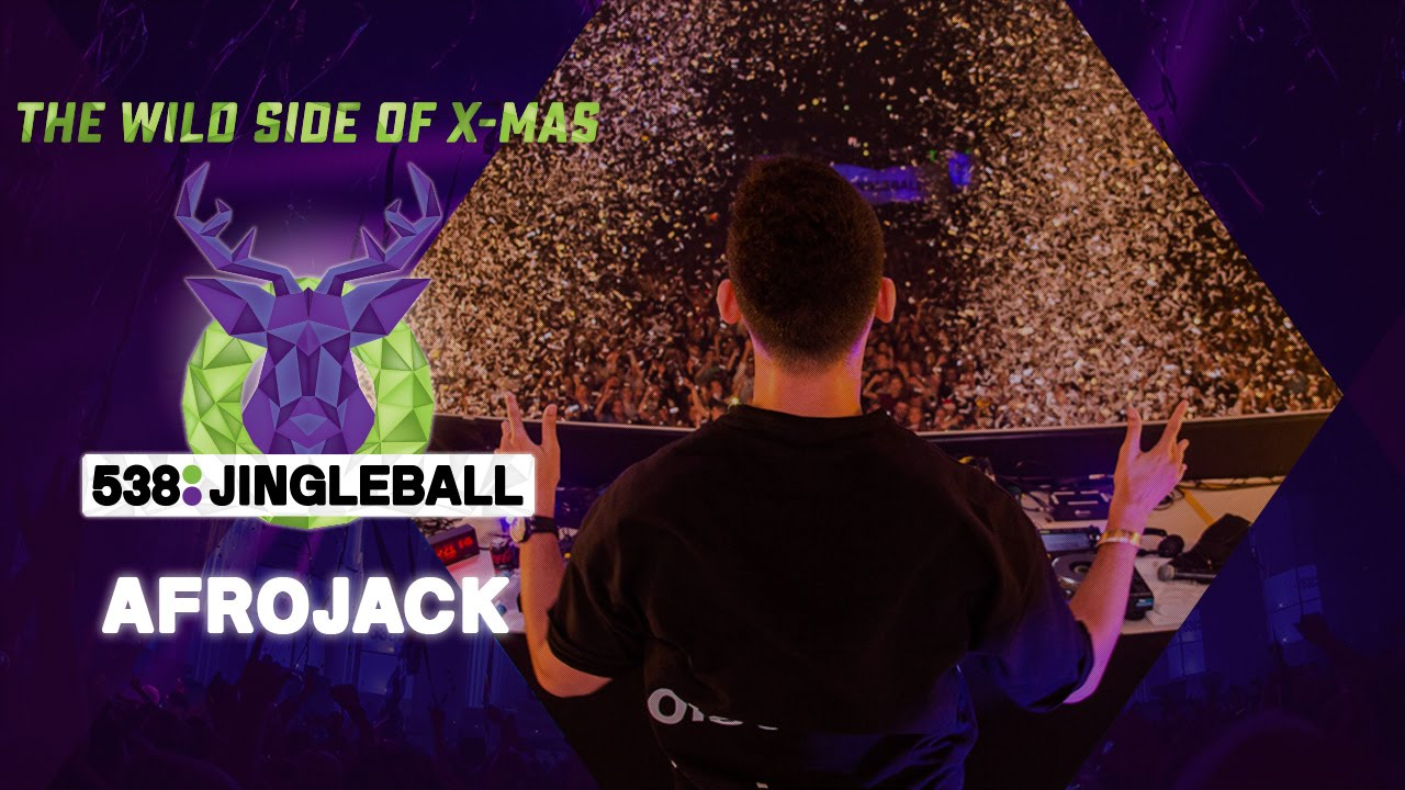 Afrojack - Live @ 538 Jingle Ball 2015