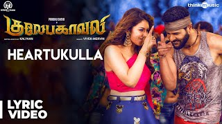 Video Gulaebaghavali | Heartukulla Song with Lyrics | Prabhu Deva, Hansika | Vivek Mervin | Kalyaan MP3, 3GP, MP4, WEBM, AVI, FLV April 2018