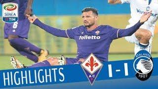 Video Fiorentina - Atalanta - 1-1- Highlights - Serie A TIM 2017/18 MP3, 3GP, MP4, WEBM, AVI, FLV Maret 2018