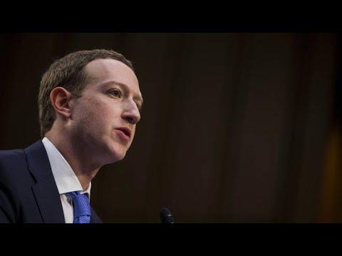 Washington verklagt Facebook wegen Verstoß gegen Ve ...