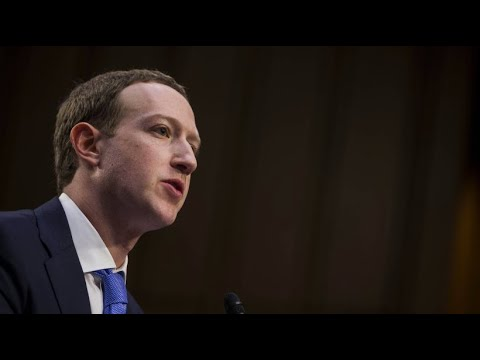 Washington verklagt Facebook wegen Verstoß gegen Verb ...