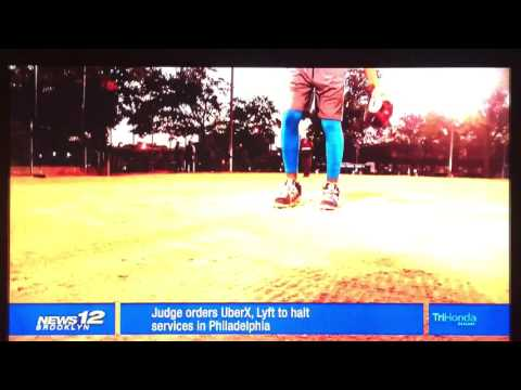 Brooklyn Blue Storm Baseball (видео)