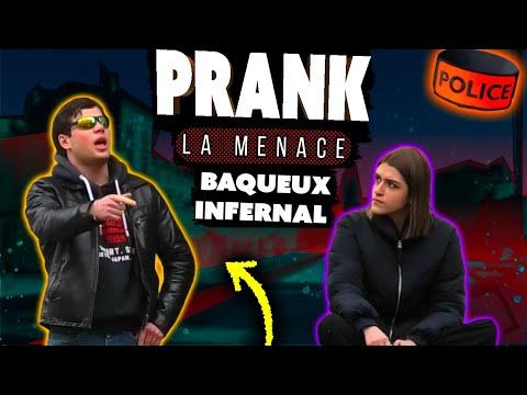 BAQUEUX INSUPPORTABLE - PRANK LA MENACE