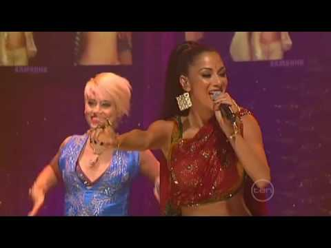 Pussycat Dolls – Jai Ho (Live on Rove 24-05-09)