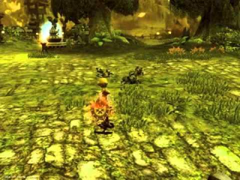 [Dragon Nest] Kali Dark Summoner + Soul Eater skills