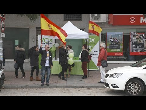 Ανδαλουσία: Γιατί αυξάνει τη δύναμή του το ακροδεξιό κόμμα Vox…