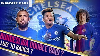 Download Video Chelsea Transfer News || EXCLUSIVE || £27Mil Leon Bailey Jan Bid! || Conte wants Vidal? MP3 3GP MP4