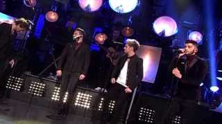 One Direction Through The Dark Live Performance HD Brit Awards 2014 Brits Midnight Memories
