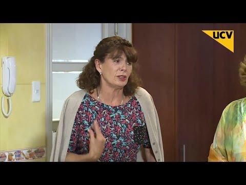 video Bea no puede consolar a Chchi por su ganas de ir al baño