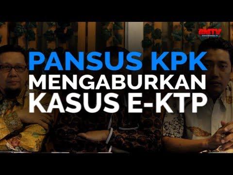 Pansus KPK Mengaburkan Kasus E-KTP