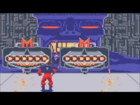 Atari lynx True last boss -Xybots-