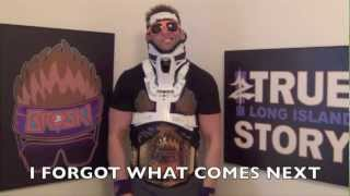 Episode 55 of Zack Ryder's YouTube show