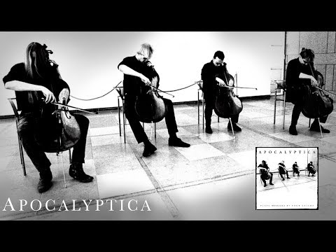 bonus tracks of Apocalyptica's album 'Plays Metallica By Four Cellos' remastered in 2016