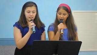 Jessica si Jessica – Mergi nainte prin credinta