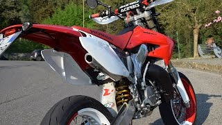 9. HONDA CR 125 MOTARD