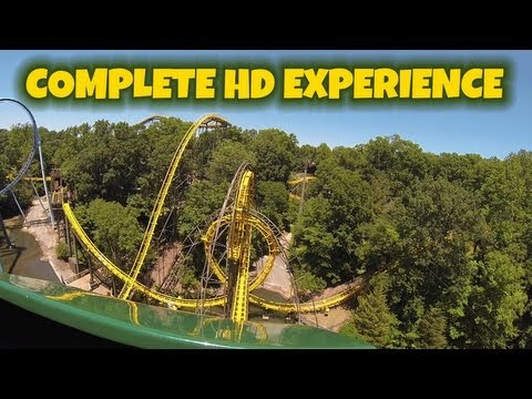 Loch - http://clicktotweet.com/G2lwd NOTE: THIS VIDEO WAS FILMED WITH PERMISSION FROM PARK MANAGEMENT WITH PRIOR APPROVAL AT BUSCH GARDENS WILLIAMSBURG! WARNING: FO...