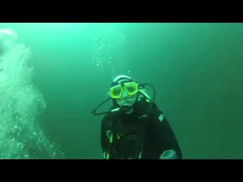 Shark and cave diving South West Rocks Australia 2017_Merülő helyek