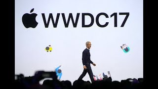 Supercut of the biggest announcements from Apple WWDC 2017