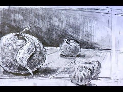 ganz einfach zeichnen lernen 6: Altägliches spannend skizzieren
