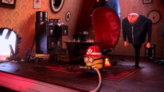 Minions - Požární zásah