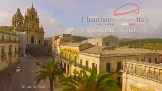 Ragusa Italy  city images : Chauffeurs in Italy - Ragusa Ibla - Sicily
