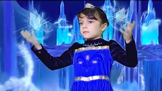 Livre Estou ❤ FROZEN COVER ❤ By Letícia 6 Yo HD Let It Go  Frozen Song In Brazilian Portuguese