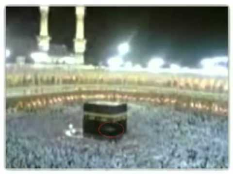 mojza - Mojza KHANNA KABBA main farishtey uttar rahe hain aur wapas ja rahe hain Allah ke shan.movie uploaded by Farooq Malik in Greece belonged Hunterpur Sialkot Pa...