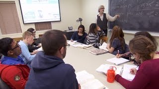 Yiddish 101 is an introduction to an ancient language that's attracting new interest at the University of Texas. Richard Schlesinger has a report on the Austin ...