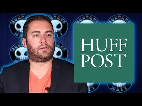 Former TYT reporter sues HuffPo over defamatory post (видео)