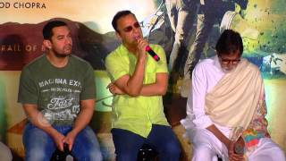 Nonton Omg   Amitabh Bachchan Insulted By Vidhu Vinod Chopra   Broken Horses Trailer Launch Film Subtitle Indonesia Streaming Movie Download