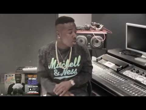 Troy Ave ALL ABOUT THE MONEY Salute To The DJ's (Promo Video)