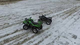 10. Crazy kids ride like they stole it!