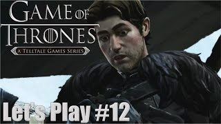 hello everyone welcome to some Game of Thrones: A Telltale Games Series Let's Play! i hope you enjoyed the video and if you...