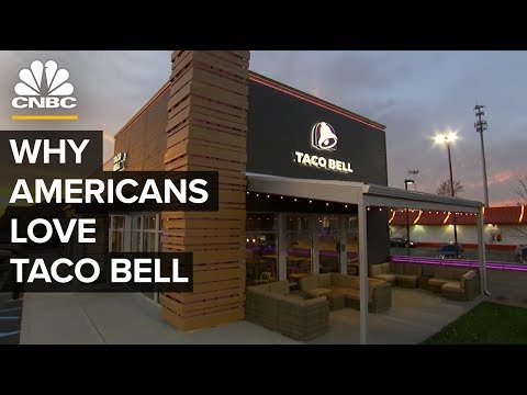Why Americans Love Taco Bell
