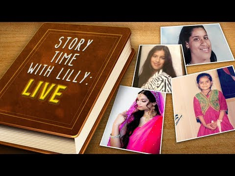 Story Time with Lilly: LIVE (видео)