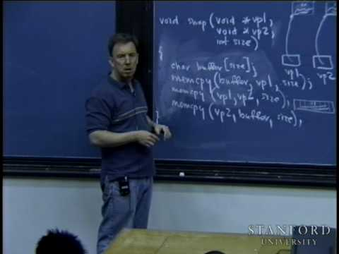 Lecture 4 | Programming Paradigms (Stanford)