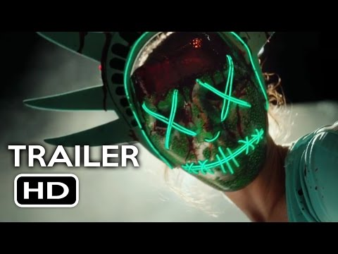 The Purge: Election Year Official Trailer